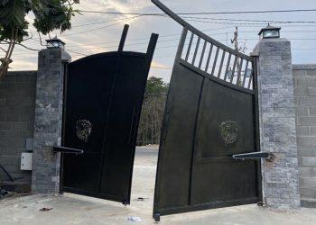 Lắp cửa cổng tự động tay đòn Ytaly ở Vũng Tàu