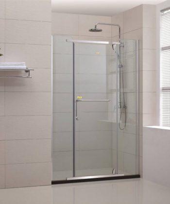 Mẫu vách ngăn phòng tắm
